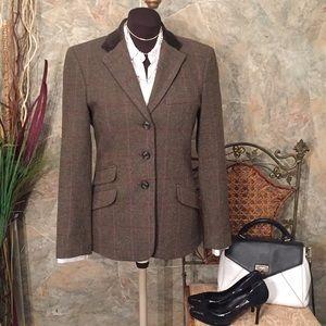Ralph Lauren 🌹chaps suit jacket coat blazer